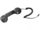 Телефонная трубка для мобильного телефона. Это устройство защитит вас от вредного излучения радиоволн, а также позволит использовать все функции меню мобильного во время разговора