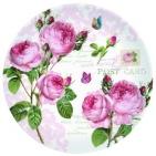 Тарелка ROSES