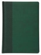 Ежедневник BRAND, датированный, зеленый