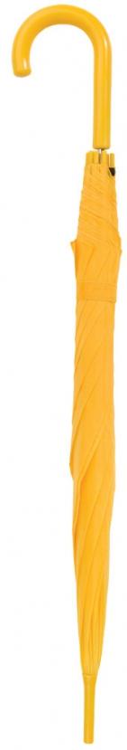 Зонт-трость, желтый