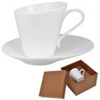 """Чайная пара """"Восторг"""" в подарочной упаковке,15х15х9,5см,180мл,фарфор"""