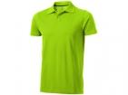 """Рубашка-поло """"Seller"""" мужская, зеленое яблоко"""