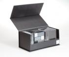 Головоломка-антистресс Cube, хром