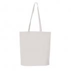 """Сумка для покупок """"PROMO"""";  белый, 38 x 45 x 8,5 см;  нетканый 80г/м2"""