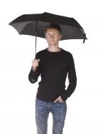 Зонт Eccentric, черный