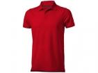 """Рубашка-поло """"Yukon"""" мужская, красный"""