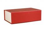 Подарочная коробка «Блеск», большая, красная