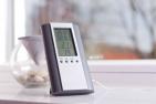 Часы с термометром и выносным датчиком «Марс»