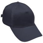 """Бейсболка """"Стандарт"""", 5 клиньев, металлическая застежка; темно-синий; 100% хлопок; плотность 180 г"""