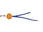 Ремешок на шею с антистрессом «Баскетбол»