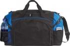 Спортивная сумка Atchison Essential, черная с синим