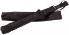 Зонт, 2 сложения, большой, черный